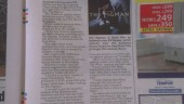 The Pigman Mourne Observer Article